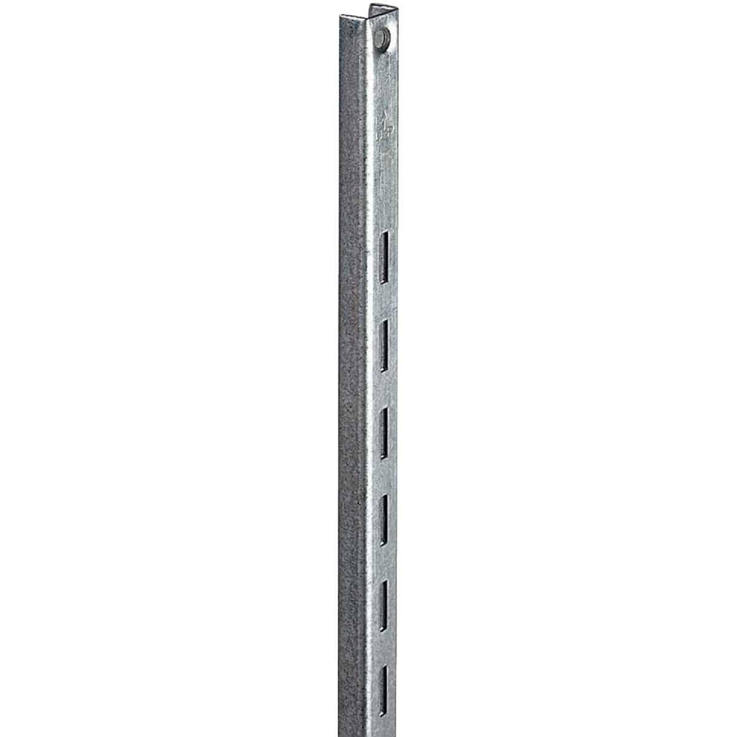 Knape & Vogt 80 Series 24 In. Titanium Steel Adjustable Shelf Standard Image 1