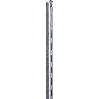 Knape & Vogt 80 Series 36 In. Titanium Steel Adjustable Shelf Standard