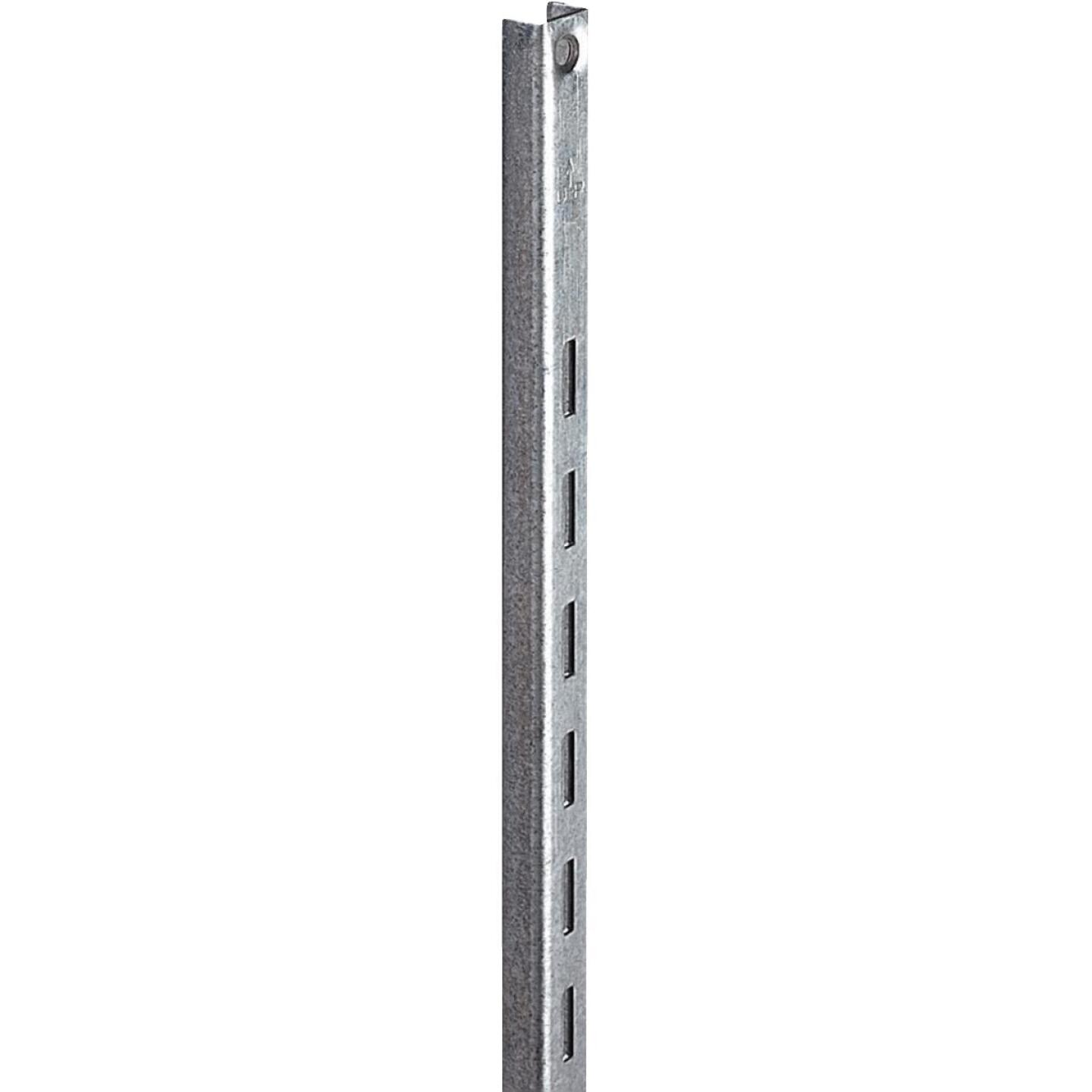 Knape & Vogt 80 Series 72 In. Titanium Steel Adjustable Shelf Standard Image 1