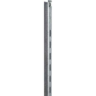 Knape & Vogt 80 Series 72 In. Titanium Steel Adjustable Shelf Standard