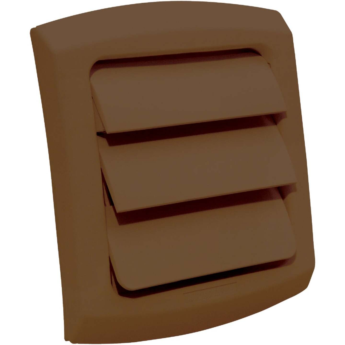 Dundas Jafine ProVent 4 In. Brown Plastic Replacement Vent Cap Image 1