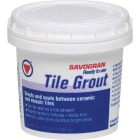 Savogran 1/2 Pint Bright White Pre-Mixed Tile Grout Image 1