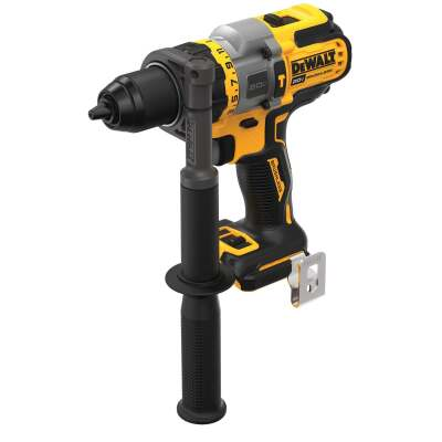 DeWalt 20 Volt MAX Lithium-Ion Brushless 1/2 In. Cordless Hammer Drill with Flexvolt Advantage (Bare Tool)