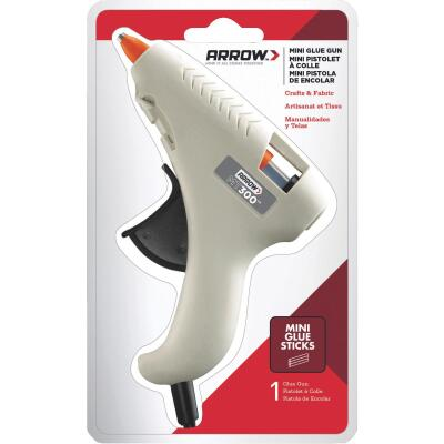 Arrow Mini Single-Temperature Glue Gun