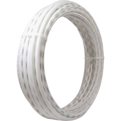 SharkBite 1 In. x 300 Ft. White PEX Pipe Type B Coil