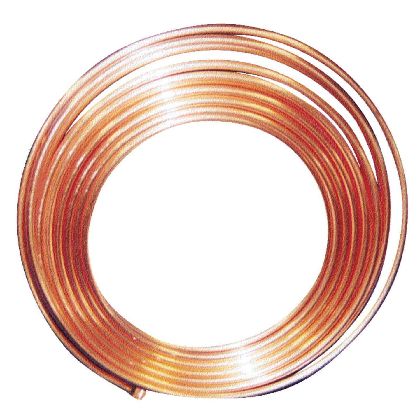 Mueller Streamline 1/4 In. OD x 20 Ft. Refrigerator Copper Tubing Image 1