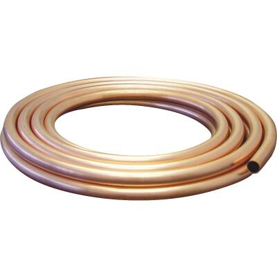 Mueller Streamline 3/8 In. OD x 10 Ft. Refrigerator Copper Tubing