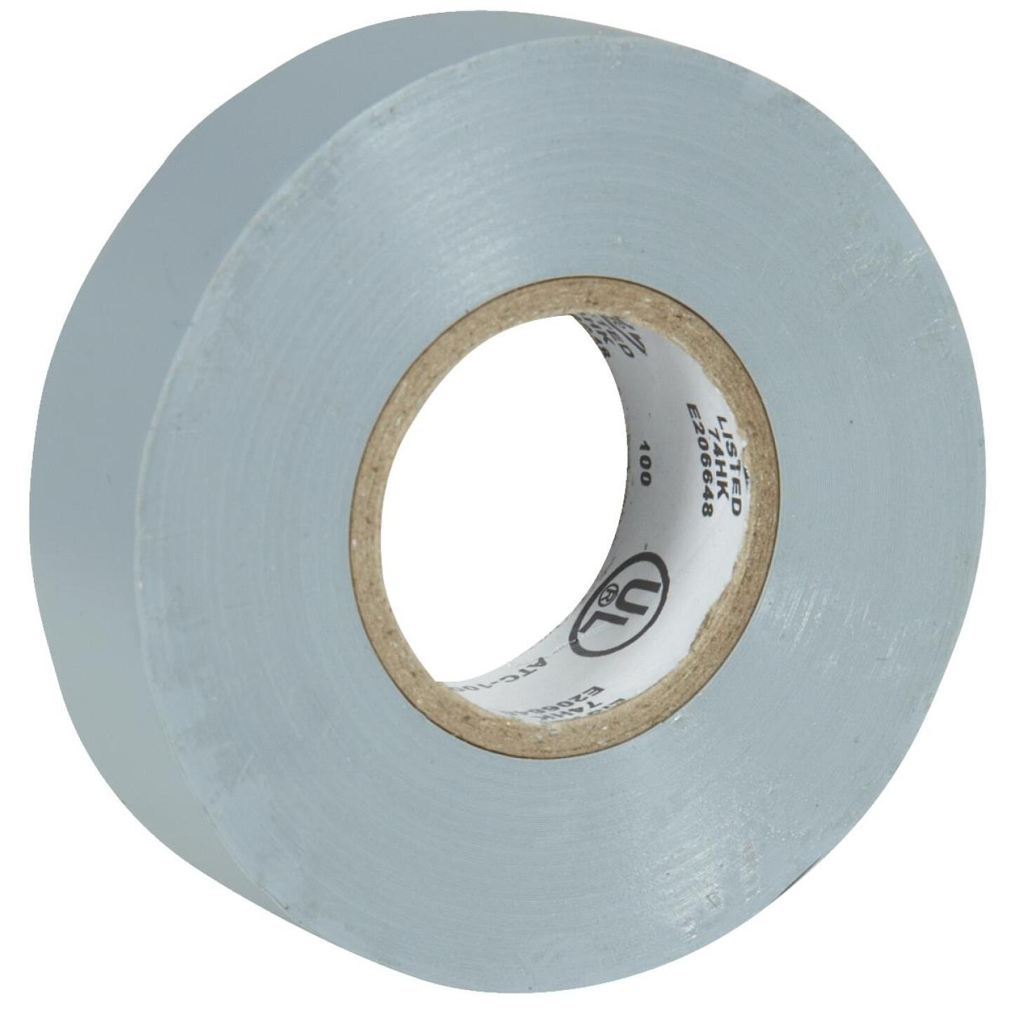 Do it General Purpose 3/4 In. x 60 Ft. Gray Electrical Tape Image 1
