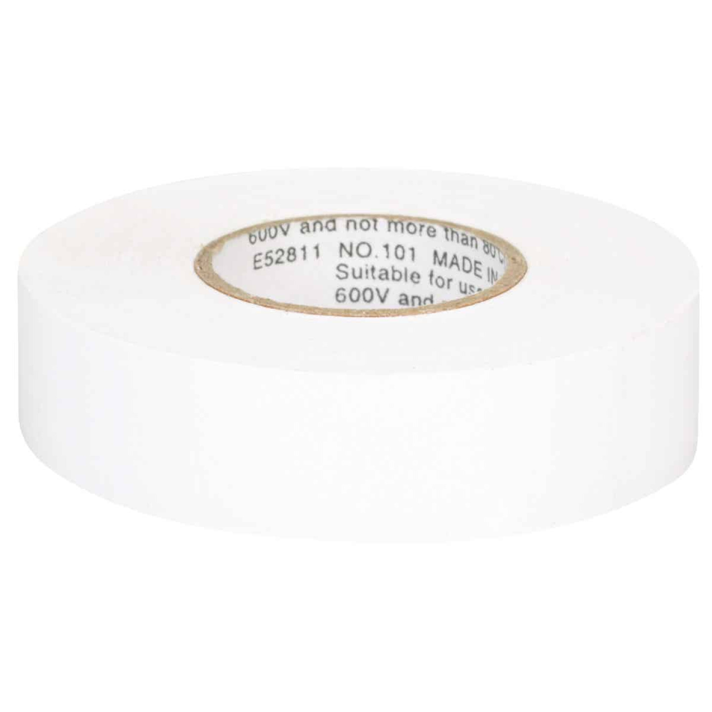 Do it General Purpose 3/4 In. x 60 Ft. White Electrical Tape Image 3