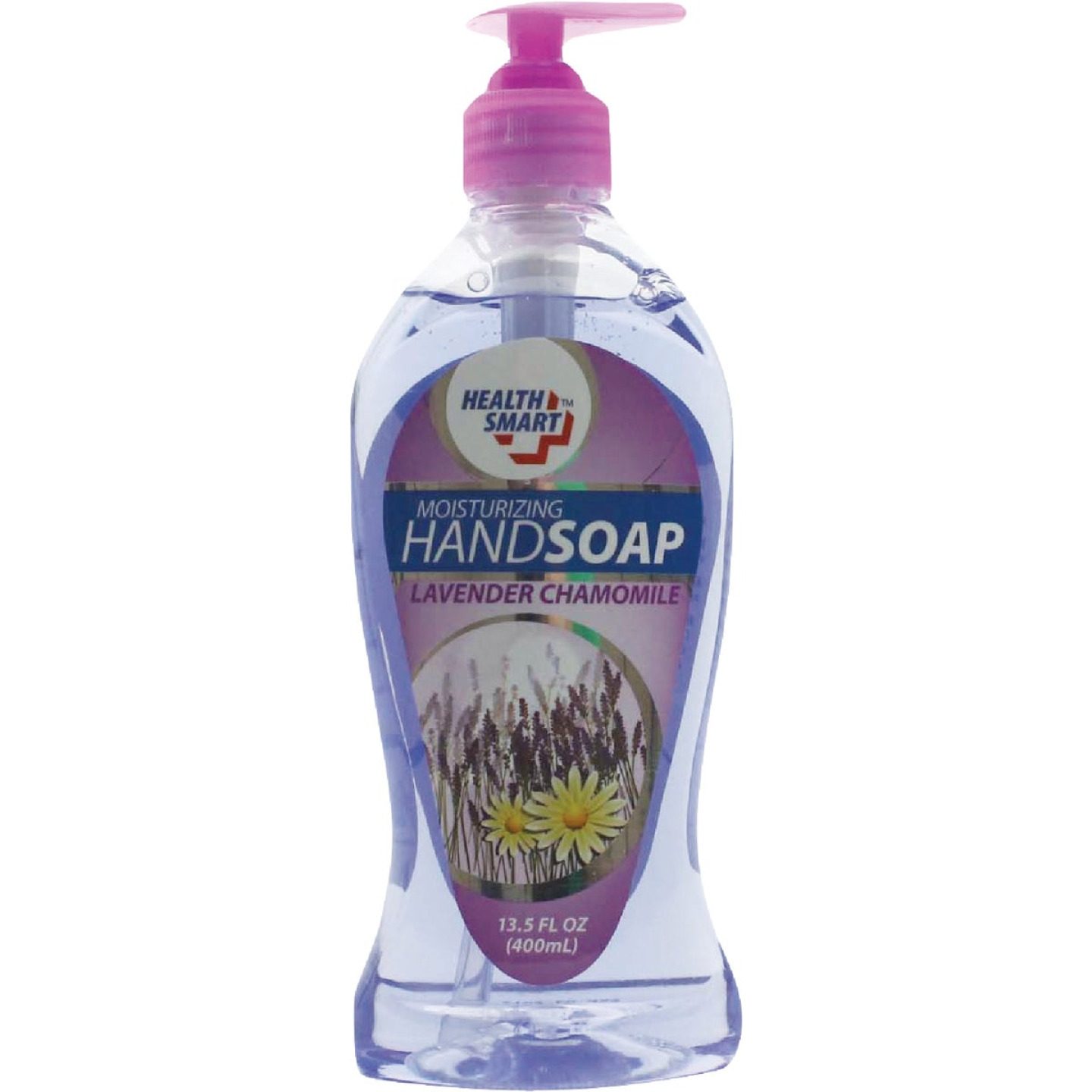 Health Smart 13.5 Oz. Lavender Liquid Hand Soap Image 1