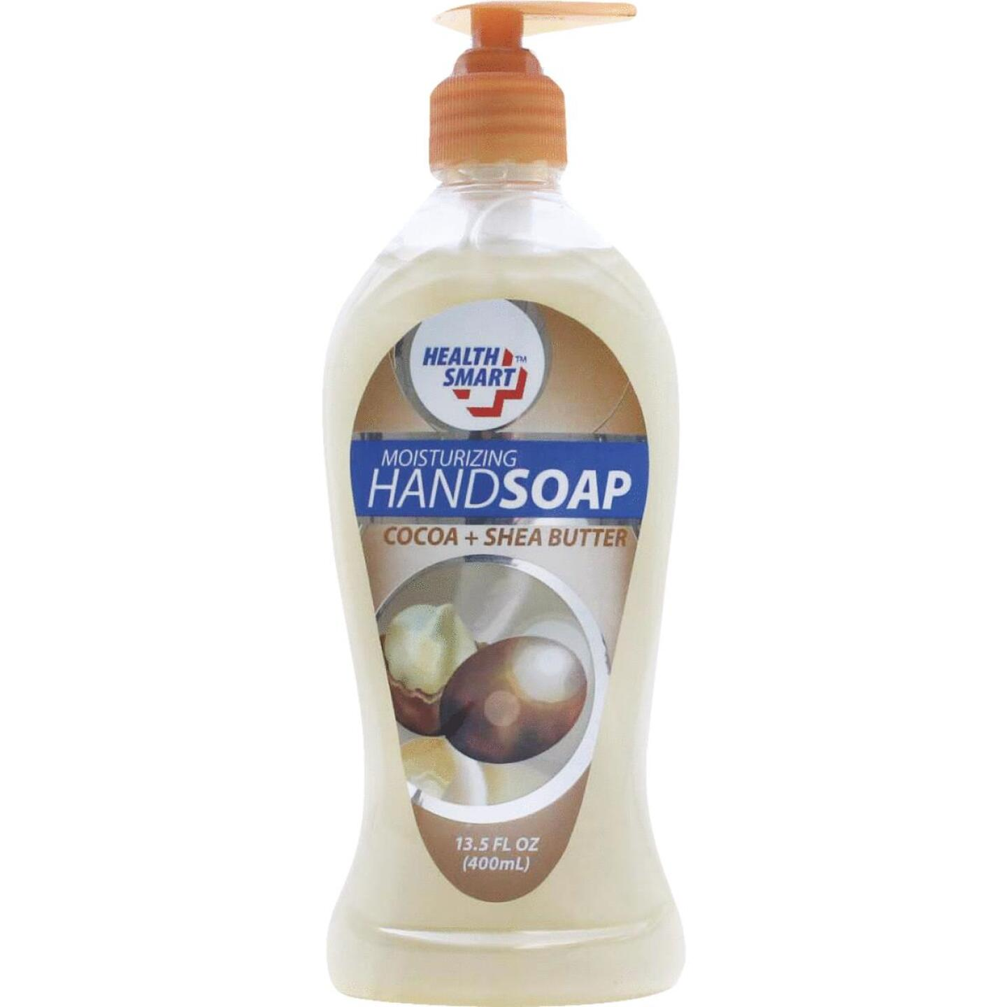 Health Smart Shea Butter Therapy Liquid Hand Soap Image 1