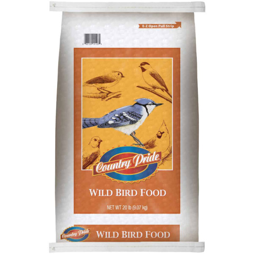 Country Pride 20 Lb. Wild Bird Seed