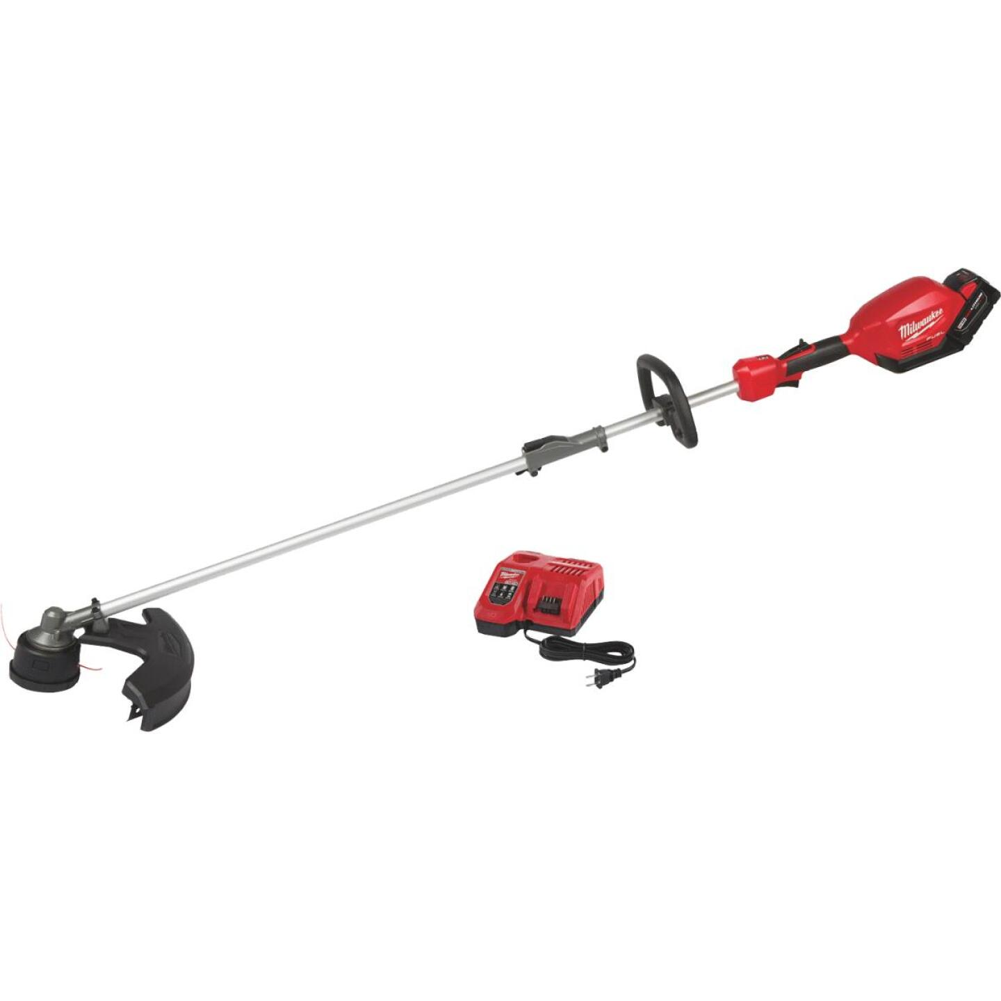 Milwaukee M18 FUEL 18V 16 In. Lithium-Ion Attachment System Cordless String Trimmer Image 1
