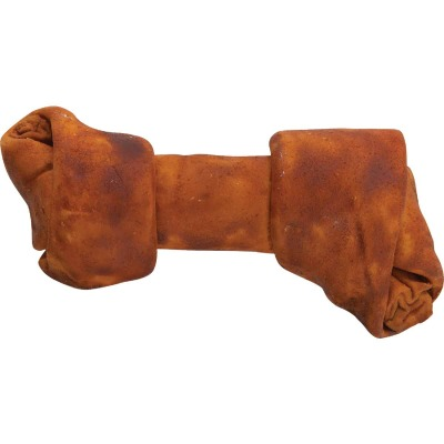 Savory Prime Knotted 5 In. Beef Rawhide Bone