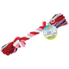 Westminster Pet Ruffin' it Large Multi-Colored Rope Tug Dog Toy Image 2
