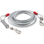 Westminster Pet Ruffin' it Super-Duty Extra Large Dog Tie-Out Cable, 20 Ft. Image 2