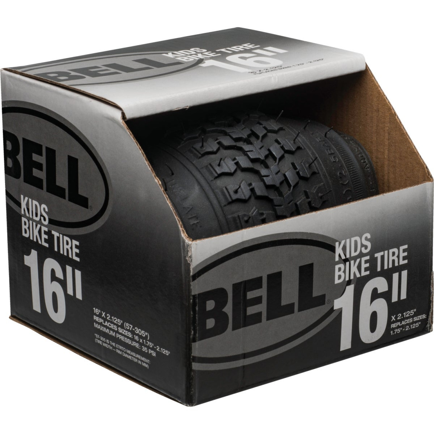 Bell 16 In. BMX Bicycle Tire Image 1