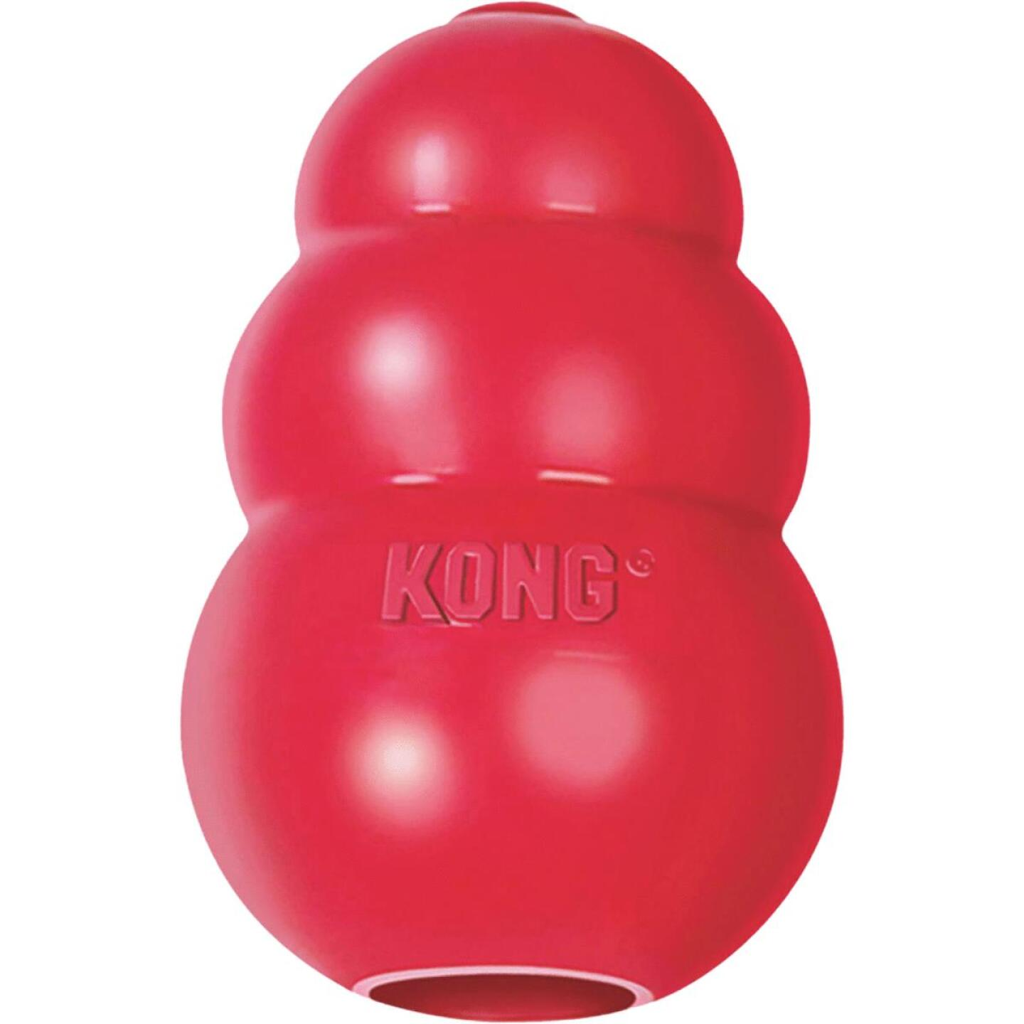 Kong Classic Dog Chew Toy, Up to 20 Lb. Image 3