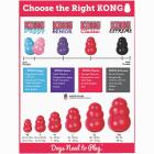 Kong Classic Dog Chew Toy, Up to 20 Lb. Image 5