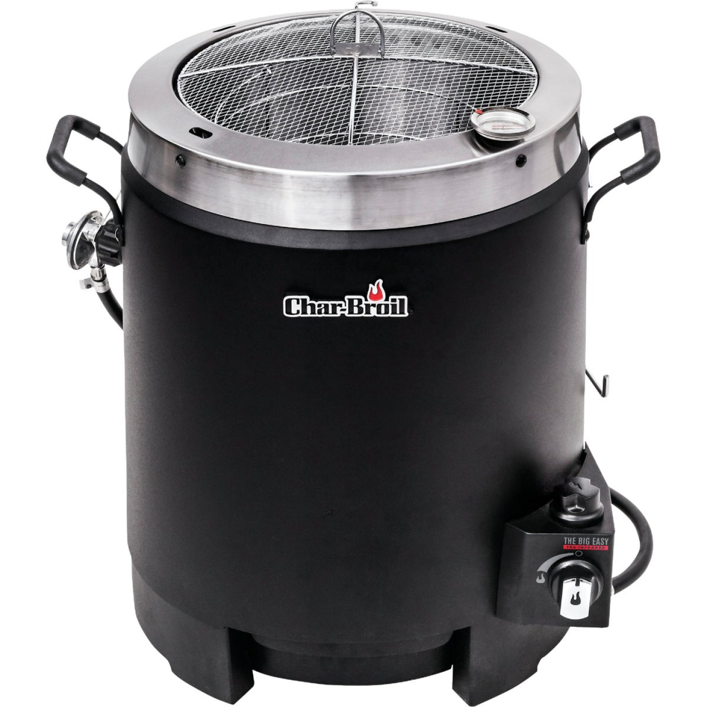 Char-Broil Big Easy 16 Lb. Stainless Steel Oil-Less Turkey Outdoor Fryer Image 1