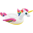 Intex Ride-On Unicorn Pool Float Image 1