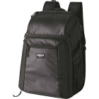 Igloo Outdoorsman Gizmo 30-Can Backpack Soft-Side Cooler, Black Image 1