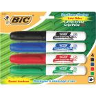 Bic Great Erase Grip Extra Large Dry Erase Marker Assortment (4-Pack) Image 1